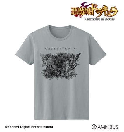 「AMNIBUS」で販売しているおしゃれなゲームTシャツ