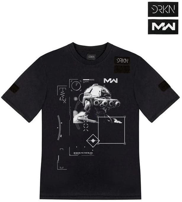 「INFOLENS GEEK SHOP」で販売しているおしゃれなゲームTシャツ